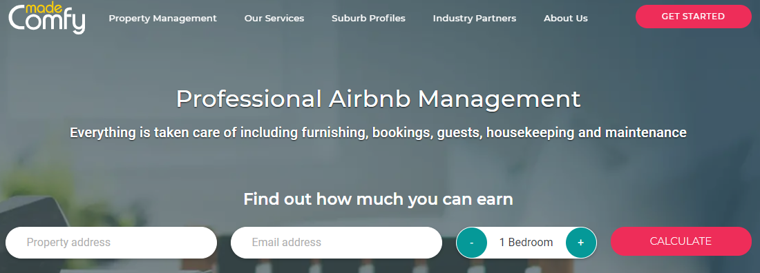 airbnb management brisbane: top choice MadeComfy