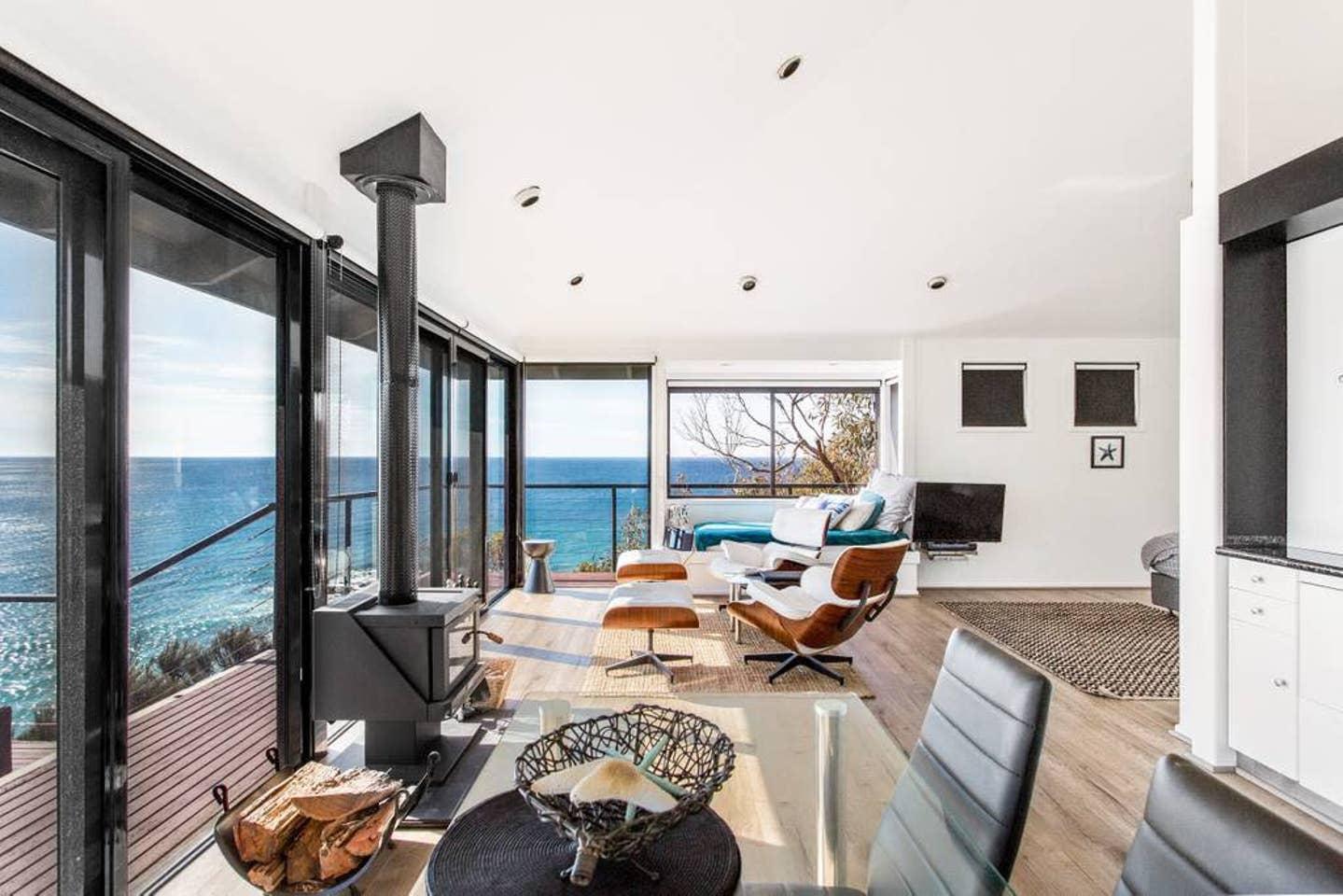 ocean view airbnb