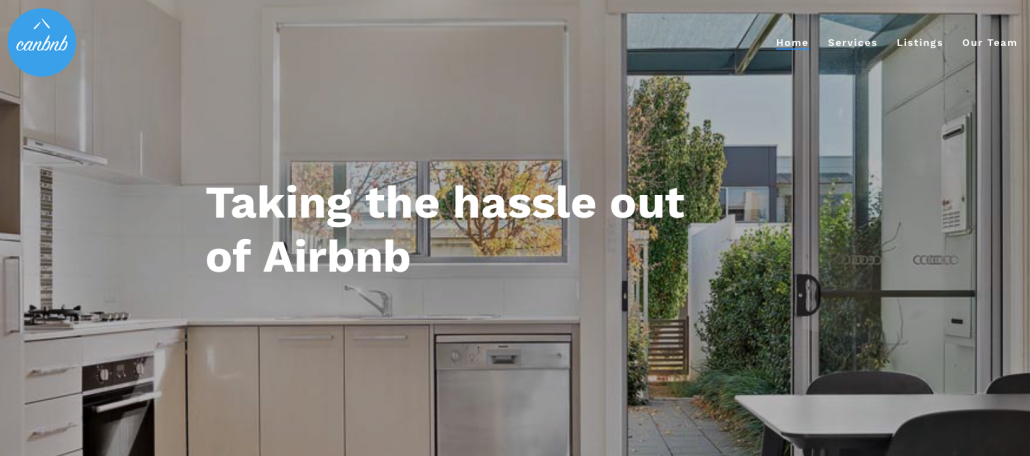 airbnb management canberra